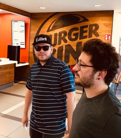 Calibrators in Burger King