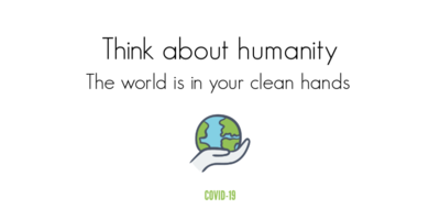 Think about humanity